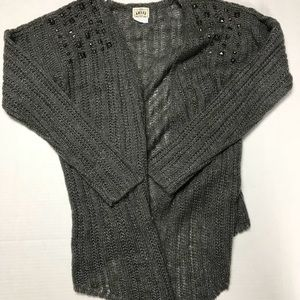 Ariat grey cardigan